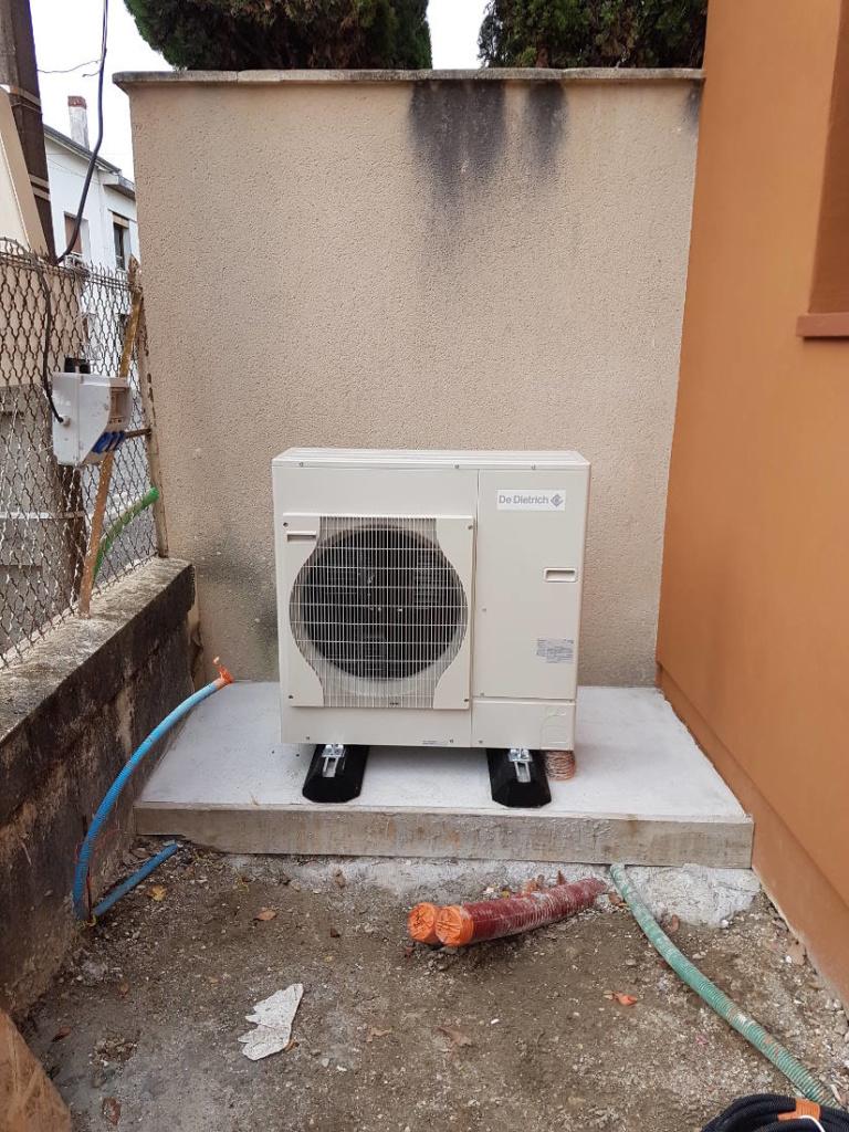 Pompe à chaleur Bordeaux EURL Megardon plombier caudéran